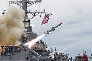 Uy lực tên lửa Tomahawk vừa được Mỹ khai hỏa tấn công Syria