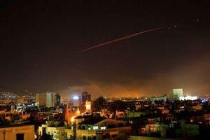 Truyền hình Nga phát trực tiếp về tình hình chiến sự ở Syria