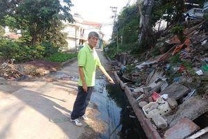 Quảng Ninh: Dân kêu cứu vì hằng ngày phải sống chung với nước thải