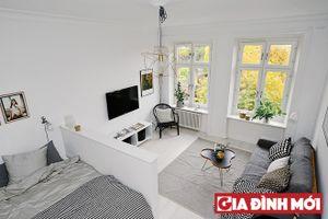 Chiêm ngưỡng căn hộ 21m2 thiết kế đẹp đến khó tin khiến ai cũng muốn sở hữu