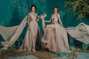 NTK Audrey Nguyễn mang 'Đêm ngàn sao' tới New York Fashion Week
