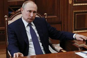 Tổng thống Nga Putin: Mỹ và đồng minh đã phạm luật khi tấn công Syria