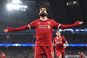 Salah chinh phục 2 kỷ lục Ngoại hạng Anh sau cú đánh đầu ngược
