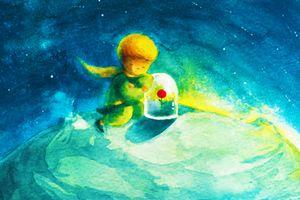 Họa sĩ Việt vẽ minh họa 'Hoàng tử bé'