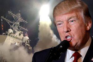 'Giá lớn phải trả': Đằng sau quyết định tấn công Syria của Trump