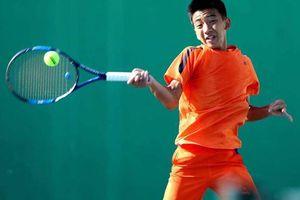 4 tài năng trẻ quần vợt Việt Nam tranh tài