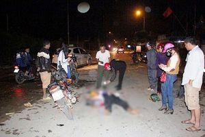 Nghệ An: Hai xe máy đối đầu, 4 người thương vong