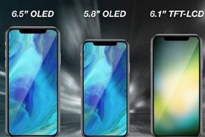 Giá bán iPhone 2018 sẽ dao động từ 750 USD đến 1.099 USD