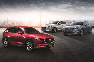 Bảng giá xe Mazda tháng 4/2018: Mazda 2 tăng giá mạnh