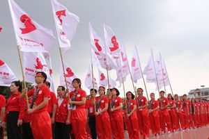 Hơn 600 tình nguyện viên tham gia 'Hành trình Đỏ về nguồn'