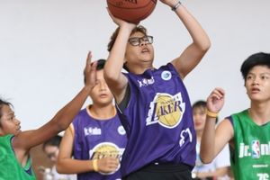 Lộ diện top 64 tài năng bóng rổ trẻ sẽ tham dự hội trại toàn quốc Jr. NBA 2018