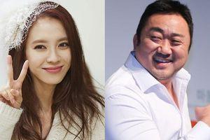 Song Ji Hyo sẽ trở thành vợ của nam diễn viên 'Train To Busan' trong phim 'Enraged Bull'?