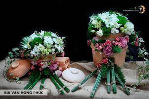 'Nhà vô địch cắm hoa quốc tế' diễn ra tại Đà Lạt vào tháng 6