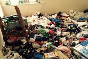 Kinh hãi trong những ngôi nhà bẩn nhất nước Anh