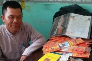 Lập hồ sơ xử lý đối tượng giả thầy chùa để lừa đảo chiếm đoạt tiền