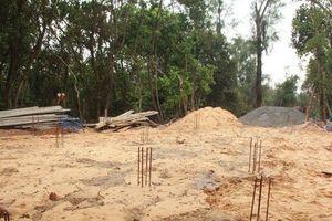 Quảng Bình: Thực hư chuyện chùa di tích bị xã phá dỡ chính điện để làm mới