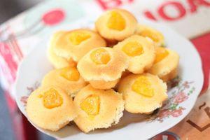 Bánh bông lan trứng muối - đặc sản ngon nức tiếng Vũng Tàu