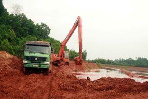 Thái Nguyên kiến nghị cho phép xuất khẩu 226.000 tấn quặng tồn kho