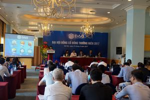 DAG dự kiến tăng vốn lên 620 tỷ đồng