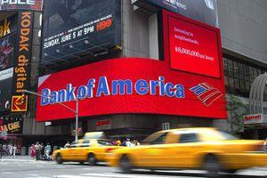 Bank of America có lợi nhuận quý cao kỷ lục nhờ cải cách thuế Mỹ