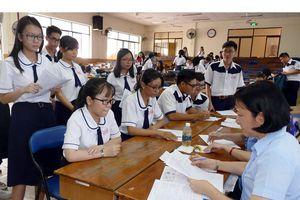 Thi THPT quốc gia: Chọn bài thi tổ hợp nào?