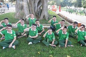 Học kỳ trong quân đội cho học sinh miền Bắc
