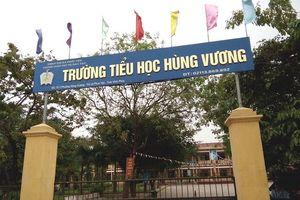Trường Hùng Vương chia chác tiền thừa giờ bất minh khiến giáo viên bức xúc