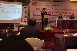 ĐHĐCĐ Sợi Thế Kỷ: Lạc quan tương lai dệt may Việt Nam, đặt kế hoạch lợi nhuận tăng 26%