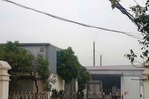 Công ty may xả thải gây ô nhiễm môi trường: Người dân khốn khổ
