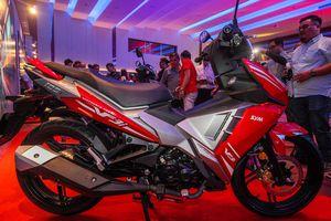 SYM VF3i 2018 giá 2.170 USD - tham vọng đối đầu Yamaha Exciter