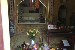 Vĩnh Phúc: Truy tìm đối tượng 'khoắng trộm' 19 pho tượng phật cổ…