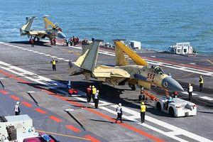 Bản tin 20H: Trung Quốc 'bắt lỗi' tàu sân bay mua của Ukraine