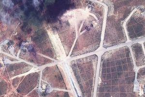 Syria bị hớ, đính chính 'báo động giả' ở căn cứ không quân