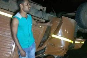 Ấn Độ: Tai nạn thảm khốc, 21 người chết, 12 người bị thương