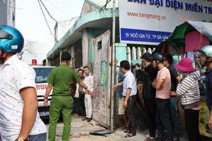 Đà Nẵng: Rơi xuống đất từ tầng 12 công trình đang thi công, nam công nhân tử vong