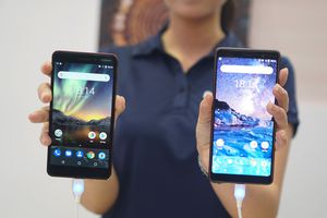 Nokia 6, 7 Plus về Việt Nam, giá 6 và 9 triệu đồng