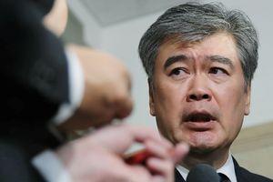 Thứ trưởng Nhật từ chức vì cáo buộc quấy rối tình dục nữ phóng viên