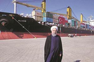 Iran bỏ hợp tác Ấn Độ, nhờ Trung Quốc làm cảng biển