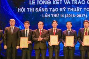 Thaibinh Seed đạt giải Ba hội thi Sáng tạo Kỹ thuật toàn quốc