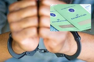 Khởi tố, bắt tạm giam 2 cán bộ có hành vi làm giả giấy tờ bảo hiểm xã hội