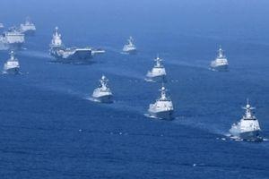 Trung Quốc giảm quy mô tập trận tại biển Đài Loan vì lo ngại căng thẳng