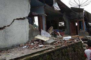 Động đất tại Indonesia làm ít nhất 23 người thương vong