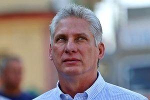 Ông Díaz-Canel chính thức nhậm chức chủ tịch Cuba