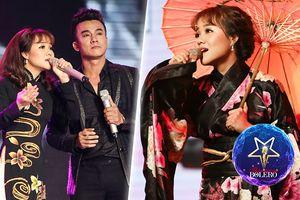 Chỉ hát sai một nốt, hot girl bolero Ánh Bùi bị loại khỏi Top 3 team Như Quỳnh