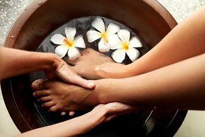 Cách nấu nước ngâm chân cho bà bầu giúp tinh thần thư thái, dễ chịu suốt 9 tháng thai kì