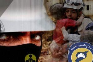 Vụ tấn công hóa học ở Syria: Nga tung video 'vạch mặt' phương Tây
