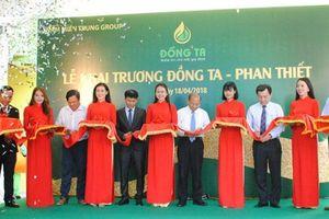Khai trương chuỗi cung ứng nông sản sạch Đồng Ta đầu tiên tại TP.Phan Thiết