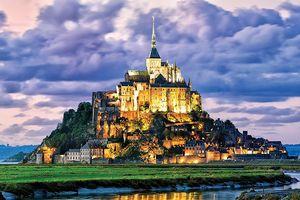 Xứ sở của những tòa lâu đài đẹp như cổ tích