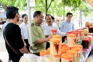 Ngăn chặn tình trạng 'chặt, chém' tại Lễ hội Đền Hùng