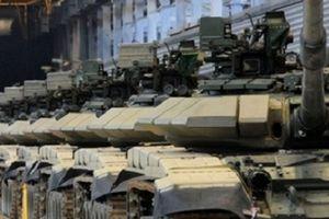 Nga chốt thời điểm giao xe tăng T-90 cho Việt Nam